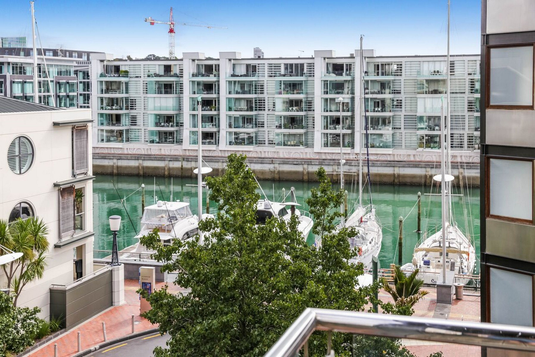 sales property at 404/125 Customs Street West