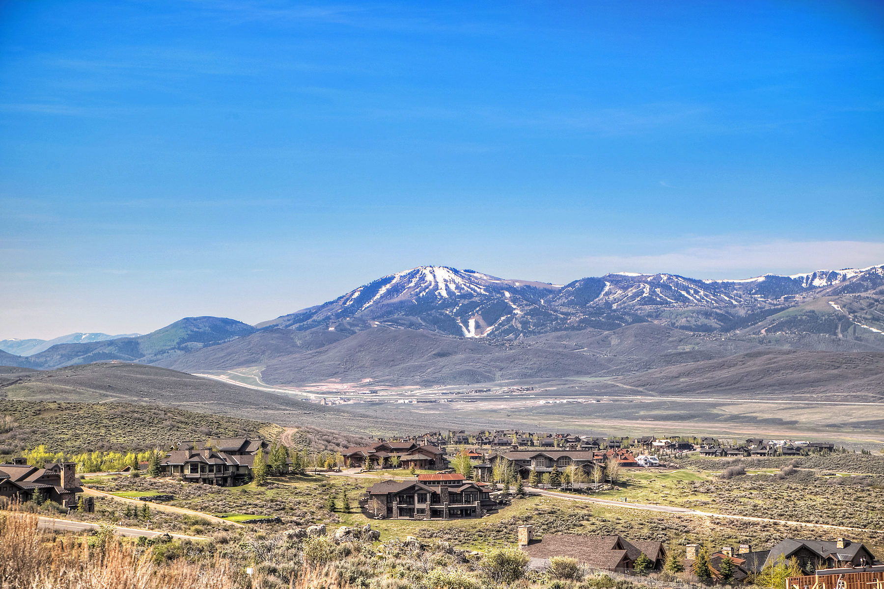 Land for Sale at One of the Finest View Home Sites 3622 Central Pacific Trl Lot 23 Park City, Utah, 84098 United States