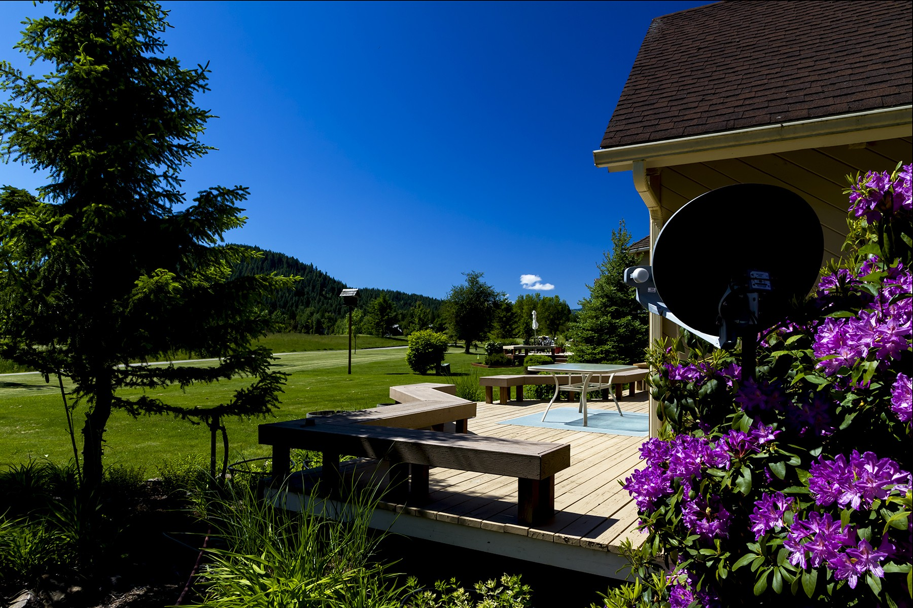 sales property at Single level rancher overlooking the Idaho Club golf course.