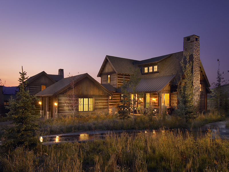 Tek Ailelik Ev için Satış at Luxury Promontory Trappers Cabin with a Fully Sponsored Club Membership 2996 Trading Post Park City, Utah 84098 Amerika Birleşik Devletleri