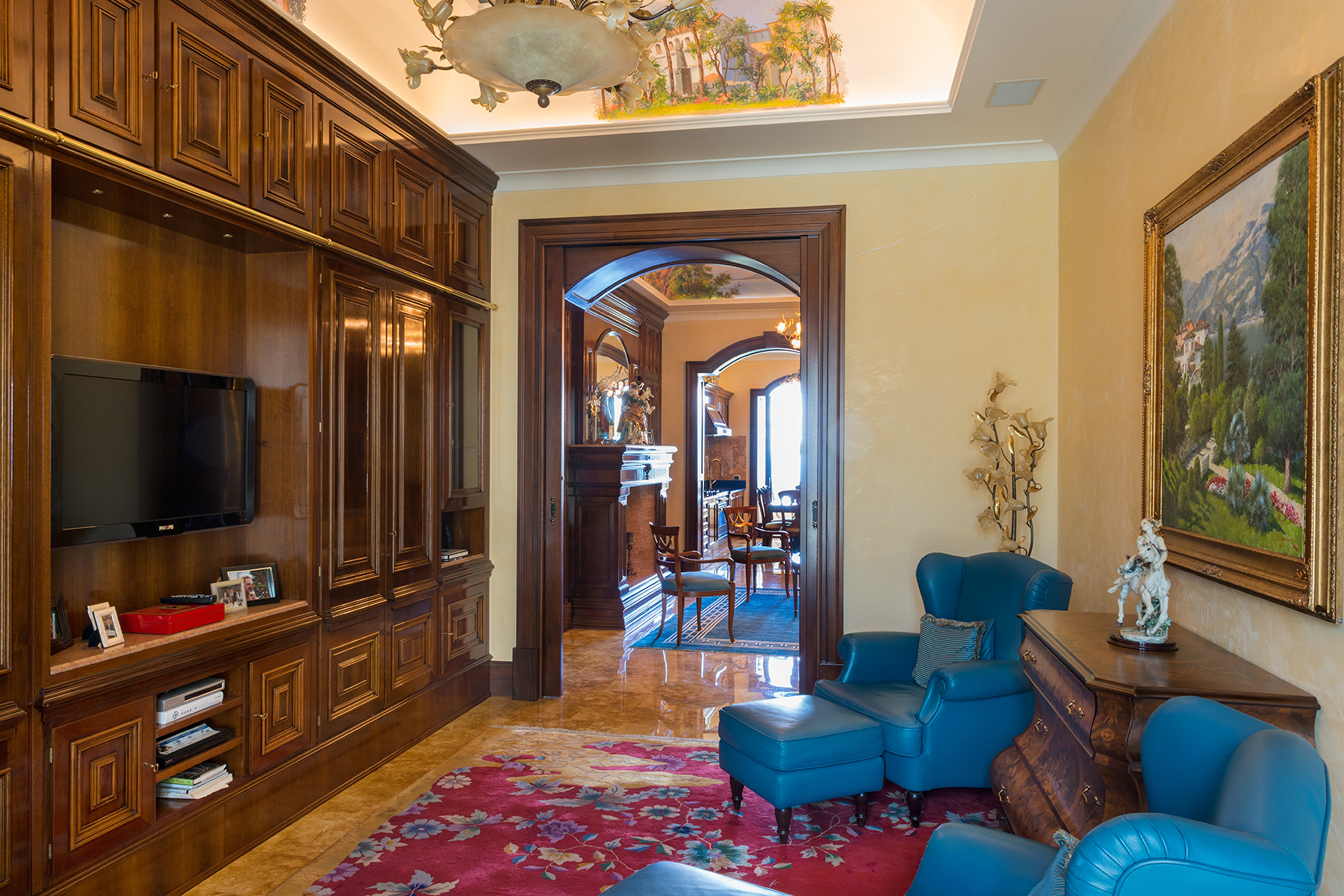 Additional photo for property listing at Spectacular apartment in the center of Sorrento Sorrento, Naples Italie