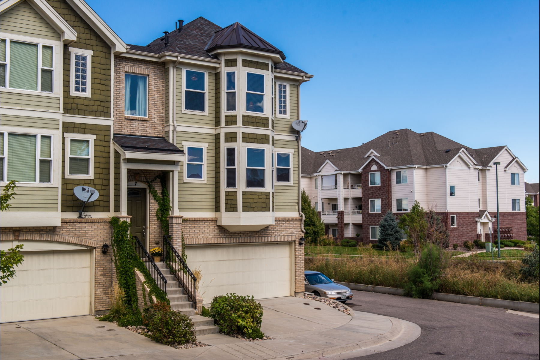Single Family Home for Sale at 3680 South Beeler Street #7 Denver, Colorado 80237 United States