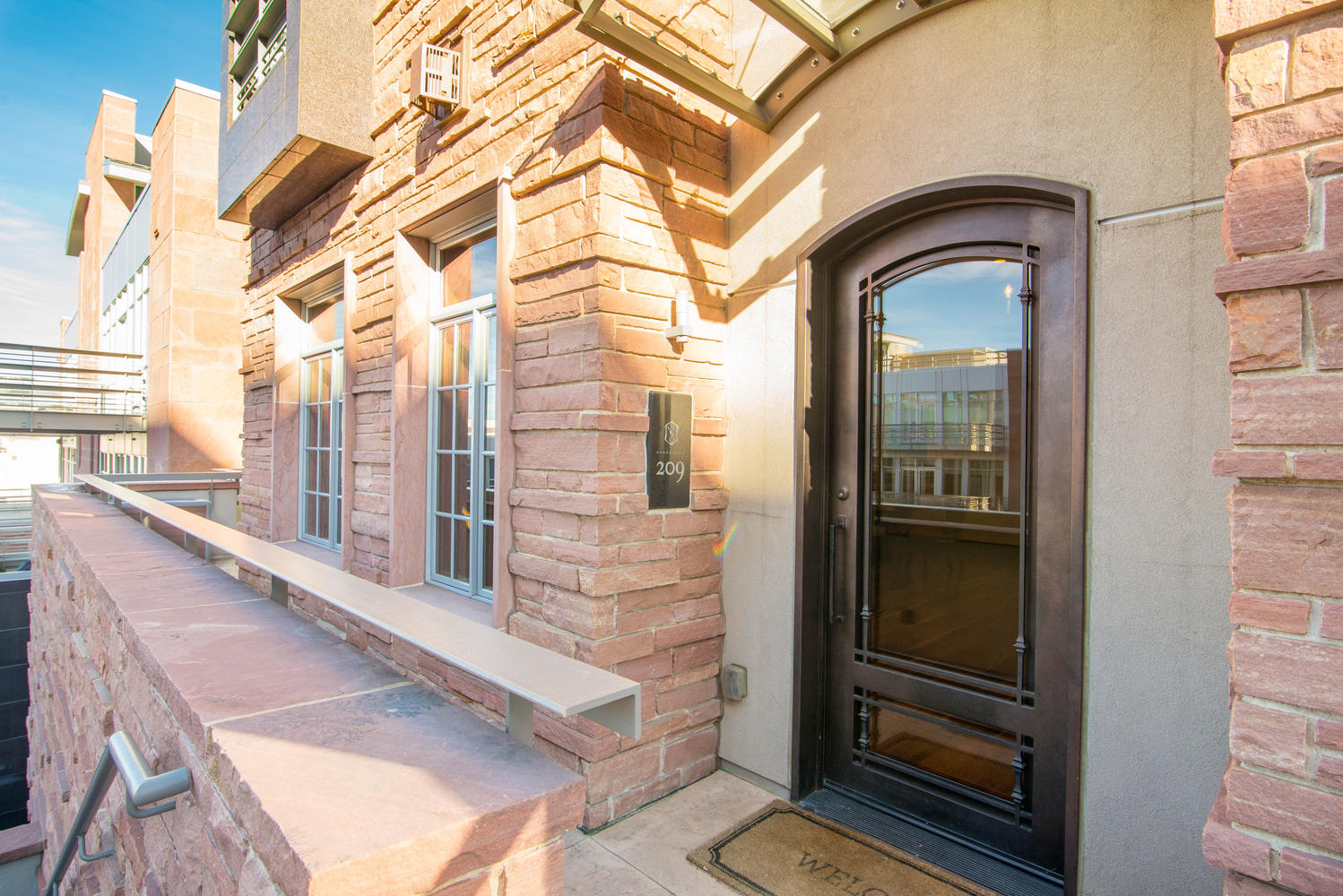 Townhouse for Sale at Modern and elegant at Cherry Creek;s most exclusive address 105 Fillmore St #209 Denver, Colorado 80206 United States