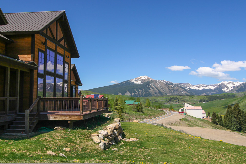Vivienda unifamiliar por un Venta en The Avery Mountain Chalet 928 Gothic Road Mount Crested Butte, Colorado 81225 Estados Unidos
