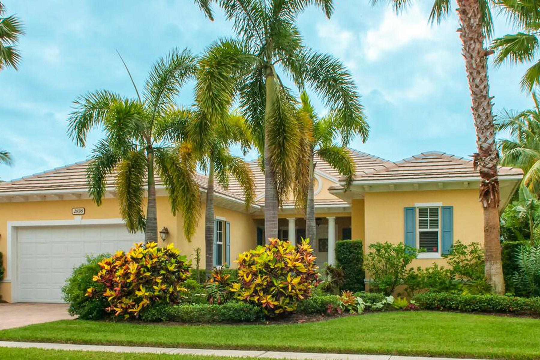 Villa per Vendita alle ore Antilles 2838 Saint Barts Square Vero Beach, Florida, 32967 Stati Uniti