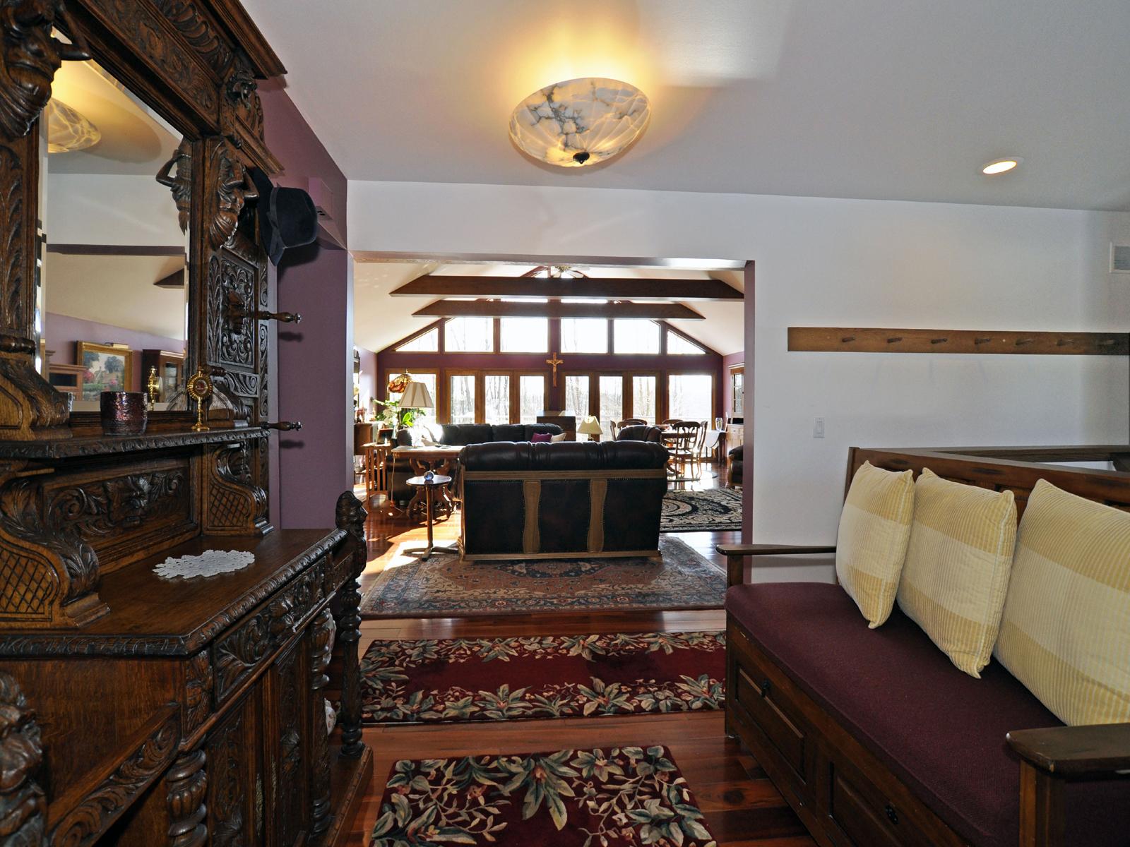 Casa Unifamiliar por un Venta en Metamora 4938 Barber Road W Metamora, Michigan 48455 Estados Unidos