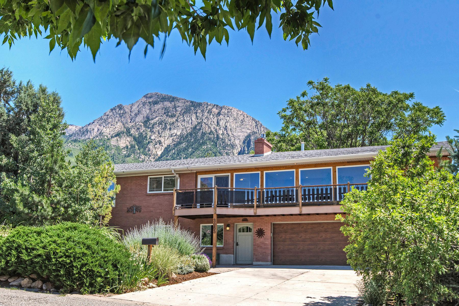 Villa per Vendita alle ore City Views and Mountain Air 3655 E Aurora Cir Salt Lake City, Utah 84124 Stati Uniti