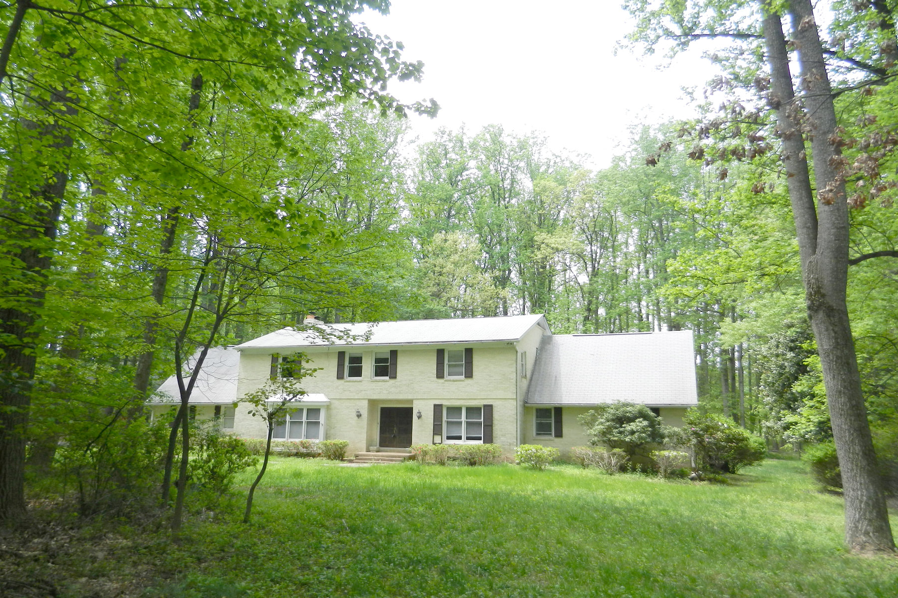 Single Family Home for Sale at 508 Haven Lane, Great Falls 508 Haven Ln Great Falls, Virginia, 22066 United States
