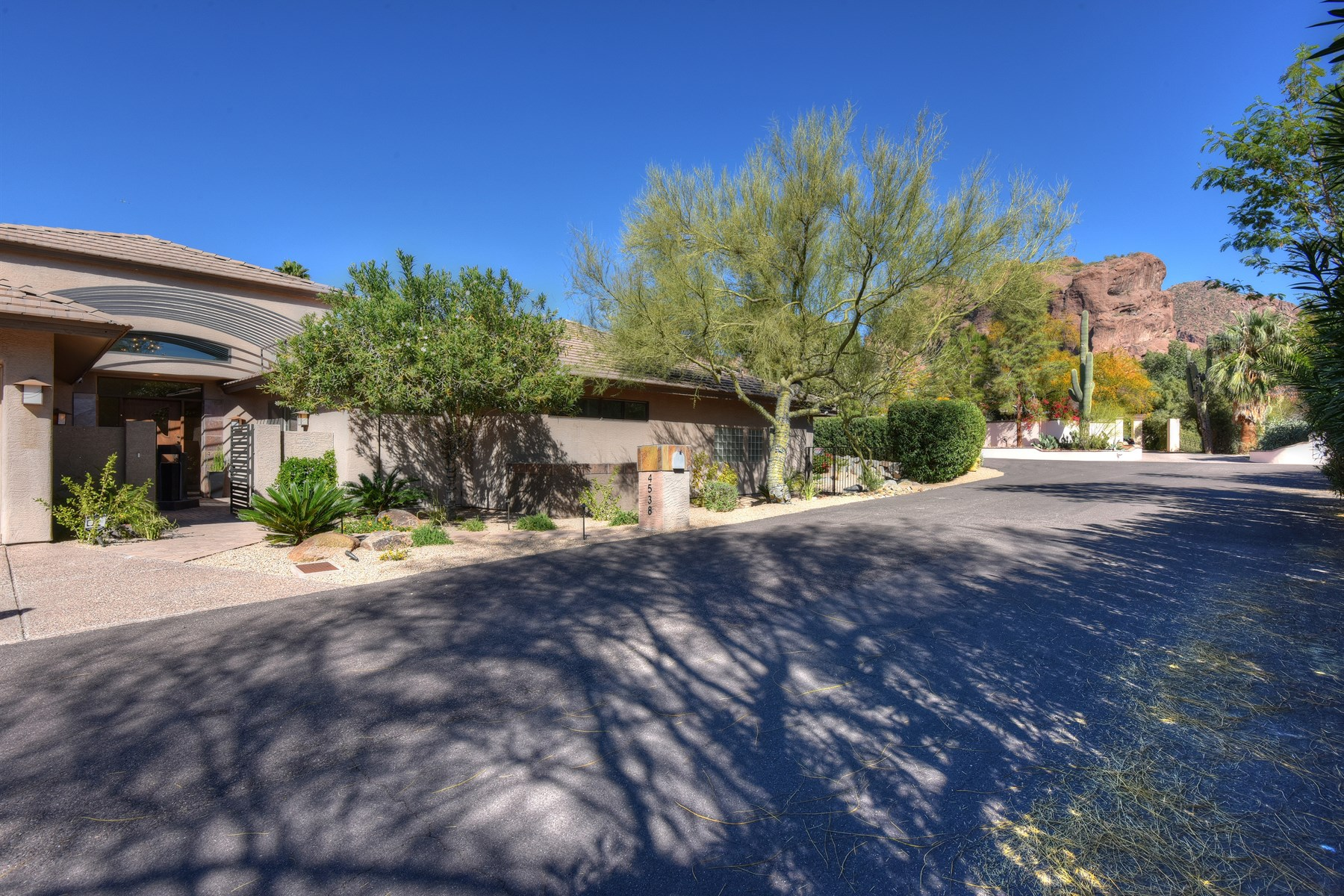 sales property at Contemporary Style & Camelback Mountain Views