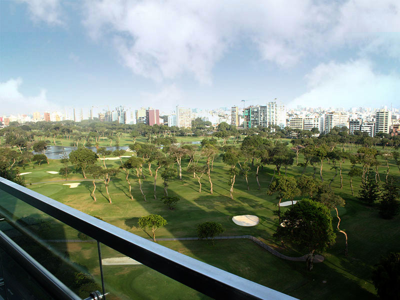 Apartment for Sale at Maravilloso Penthouse ubicado en el golf Av. Aurelio Miro Quesada San Isidro, Lima, 27 Peru