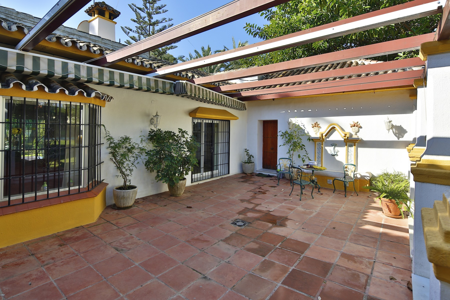 Property Of Charming villa on magnificent plot in Guadalmina