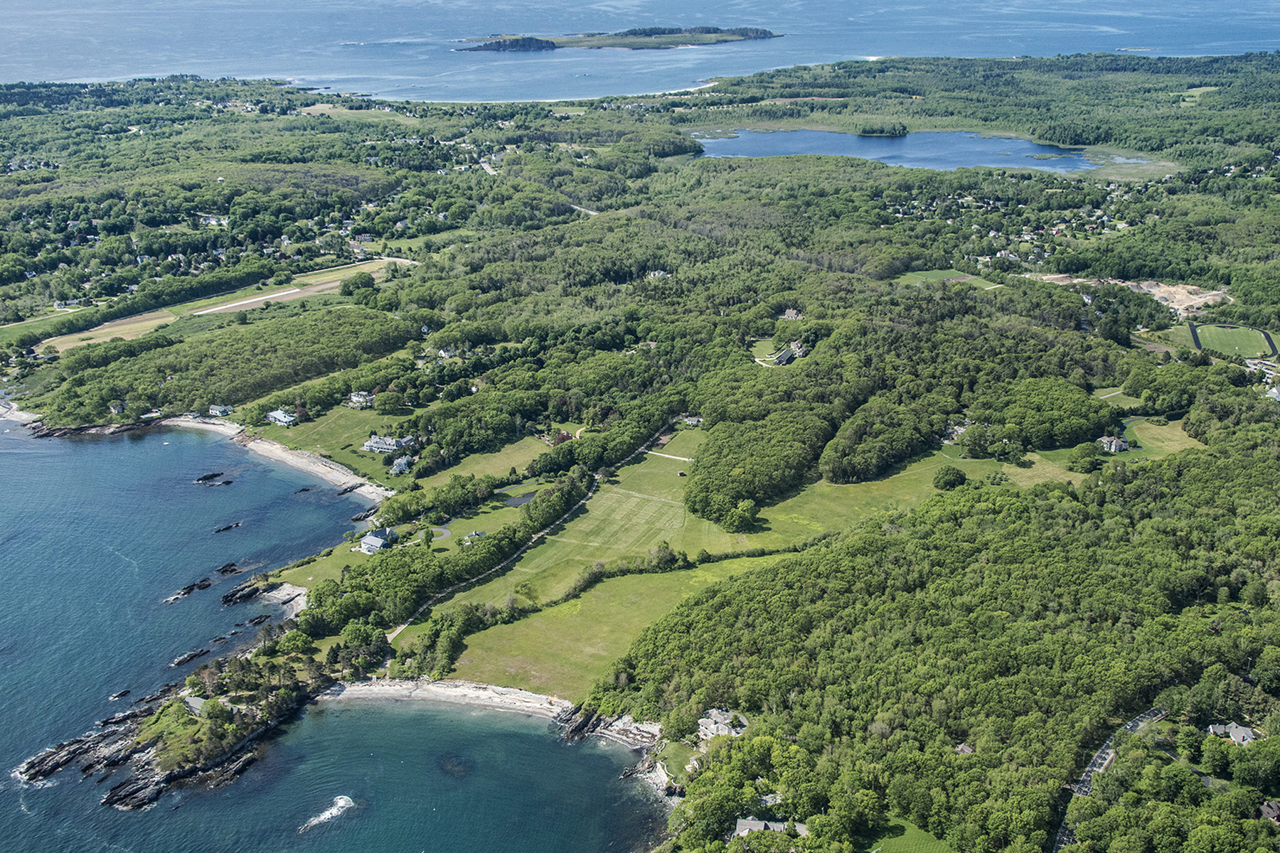 Land for Sale at 1200 Shore Road Cape Elizabeth, Maine 04107 United States
