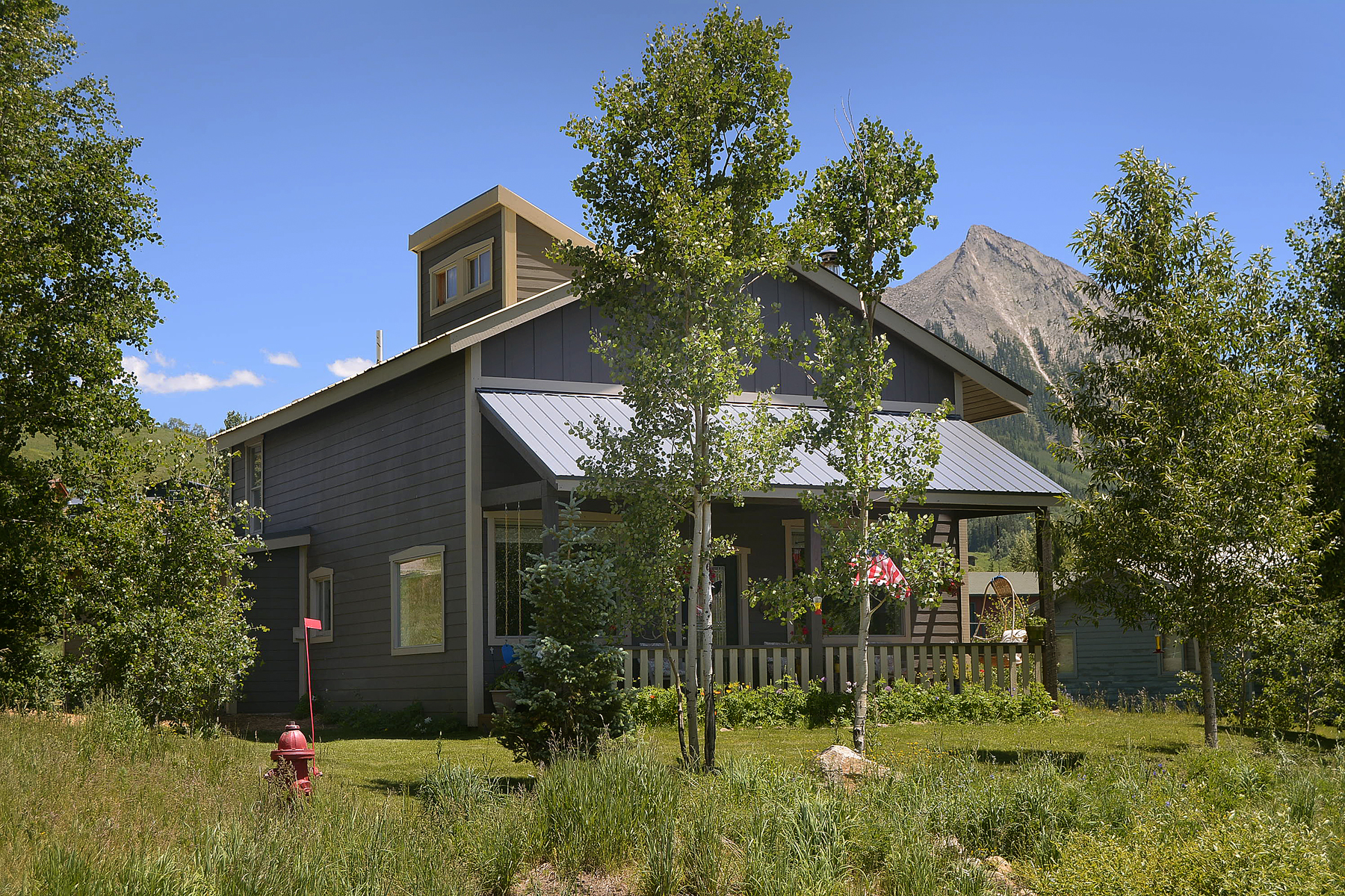 Maison unifamiliale pour l Vente à Great Home Close to Ski Slopes 30 Paradise Road Mount Crested Butte, Colorado, 81225 États-Unis