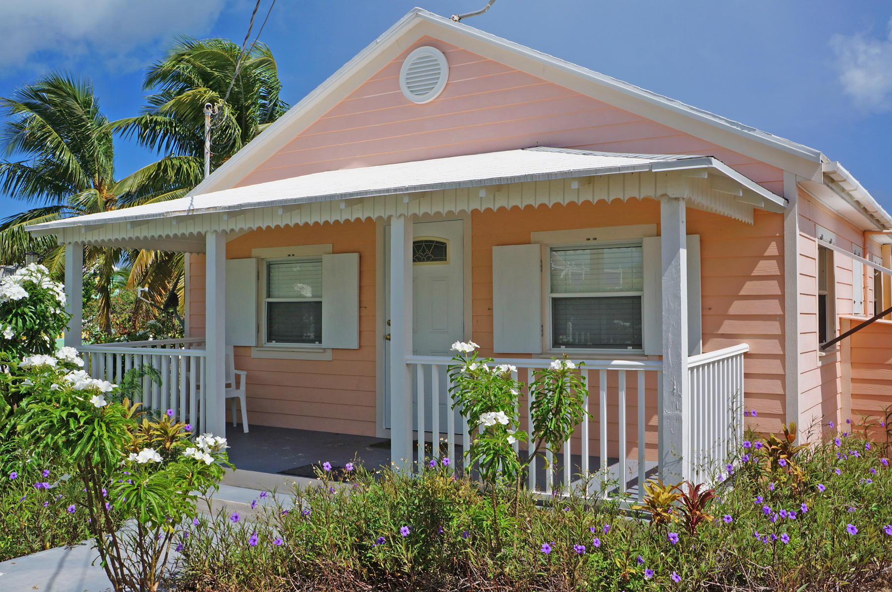sales property at Coral Cottage