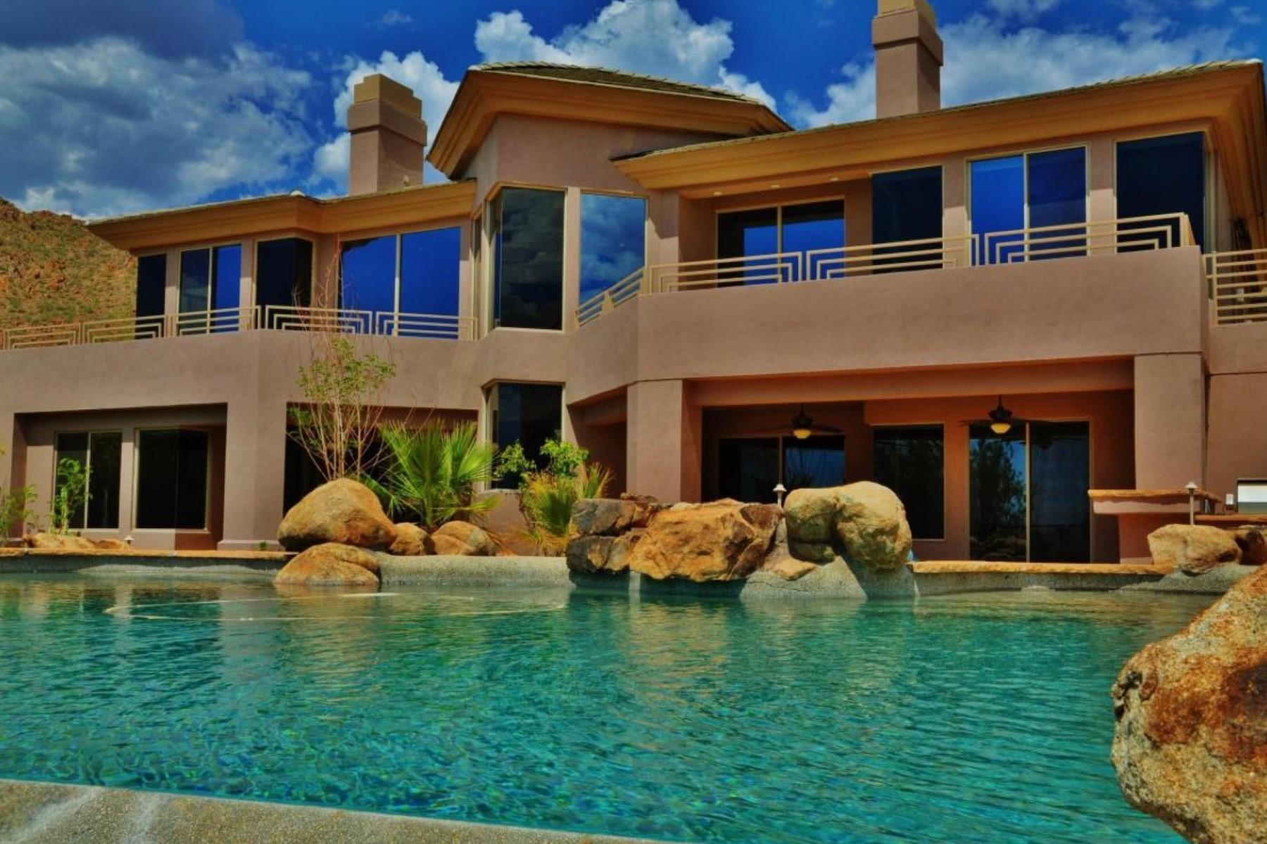 一戸建て のために 売買 アット Spectacular Remodeled Home in Scottsdale Mountain with Unparalleled Views 12639 N 136th Street Scottsdale, アリゾナ 85259 アメリカ合衆国