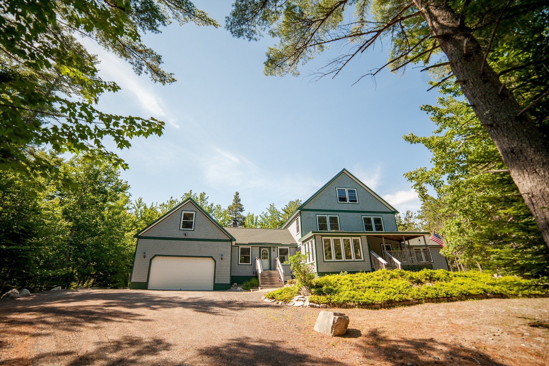 Single Family Home for Sale at Macomber Pines Road 25 Macomber Pines Road Mount Desert, Maine 04660 United States
