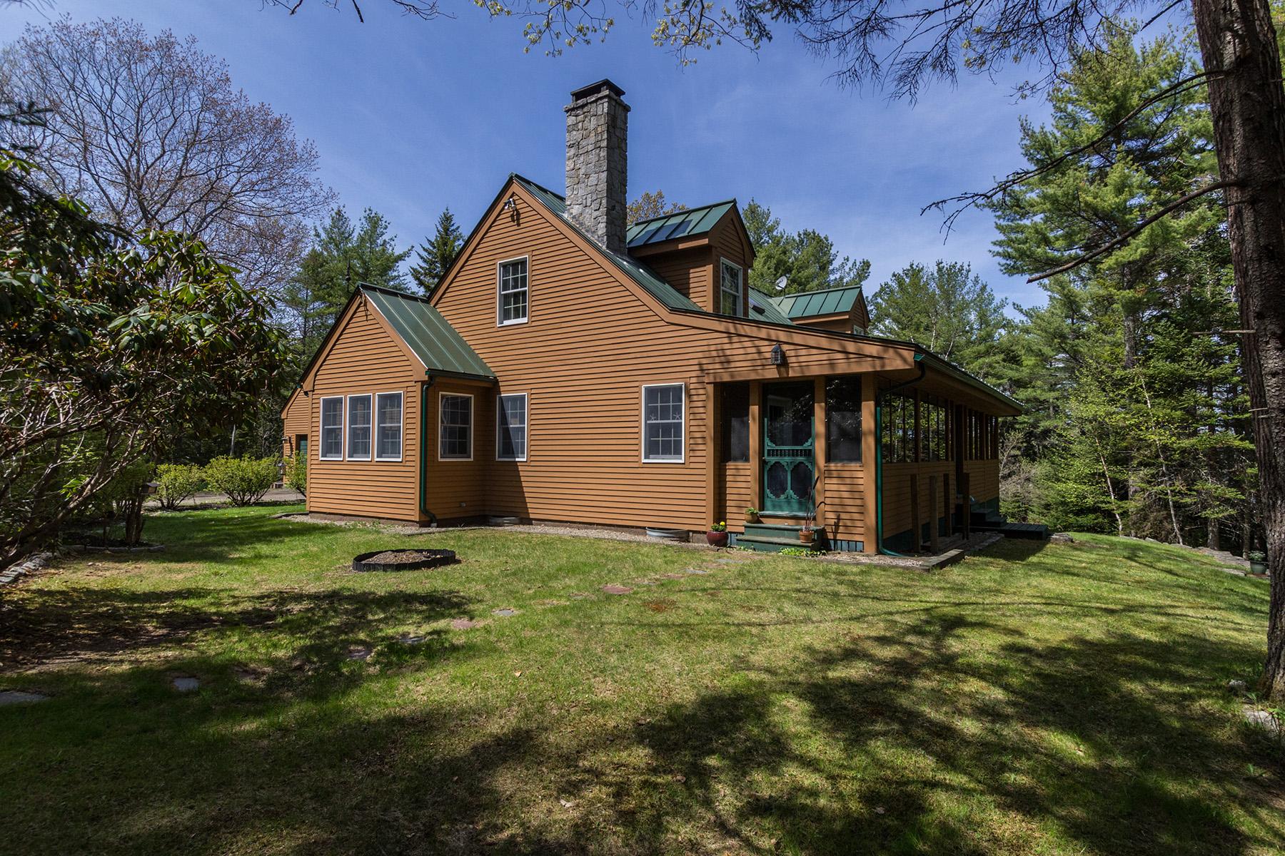 Maison unifamiliale pour l Vente à TIdewater Way 93 Tidewater Way South Bristol, Maine 04568 États-Unis