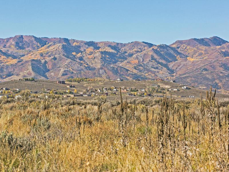 Terreno per Vendita alle ore Open Space Views 2265 Saddlehorn Dr Park City, Utah 84098 Stati Uniti