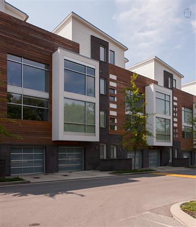 sales property at Fantastic 3 Level Contemporary East Nashville Townhouse