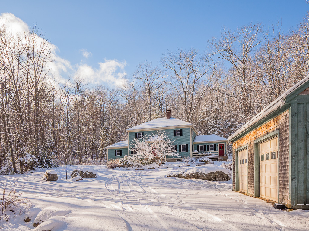 Single Family Home for Sale at 440 Washington Street Camden, Maine 04843 United States