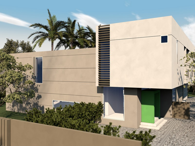 Moradia para Venda às The ForestHouse 6485 SW 85 Street South Miami, Florida 33143 Estados Unidos