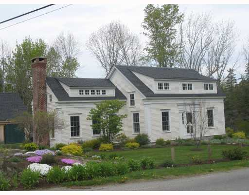 Single Family Home for Sale at 103 West Shore Drive Islesboro, Maine 04848 United States