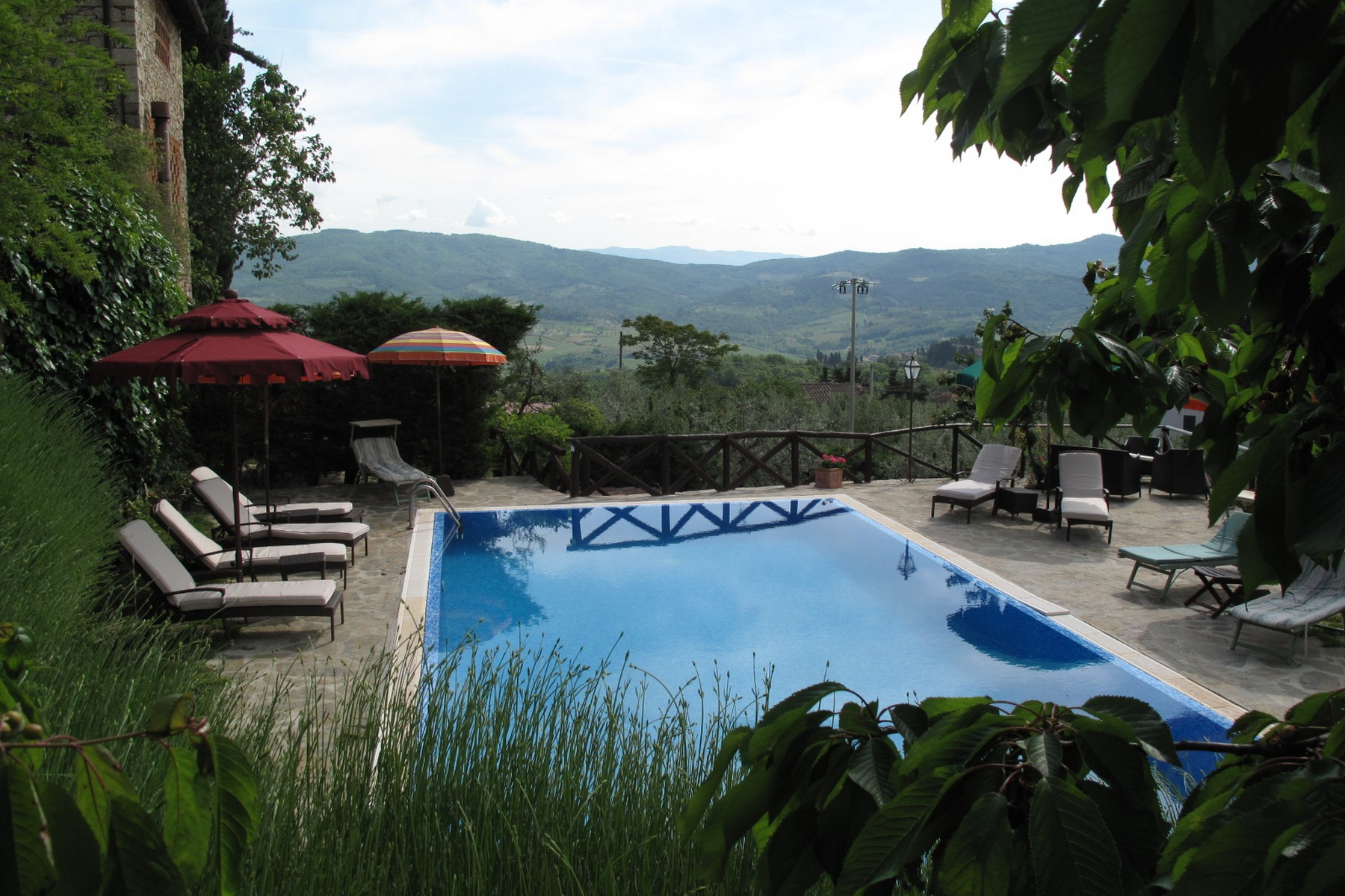 Additional photo for property listing at Lovely hamlet near Greve in Chianti Via San Cresci Greve In Chianti, Florence 50022 Italia