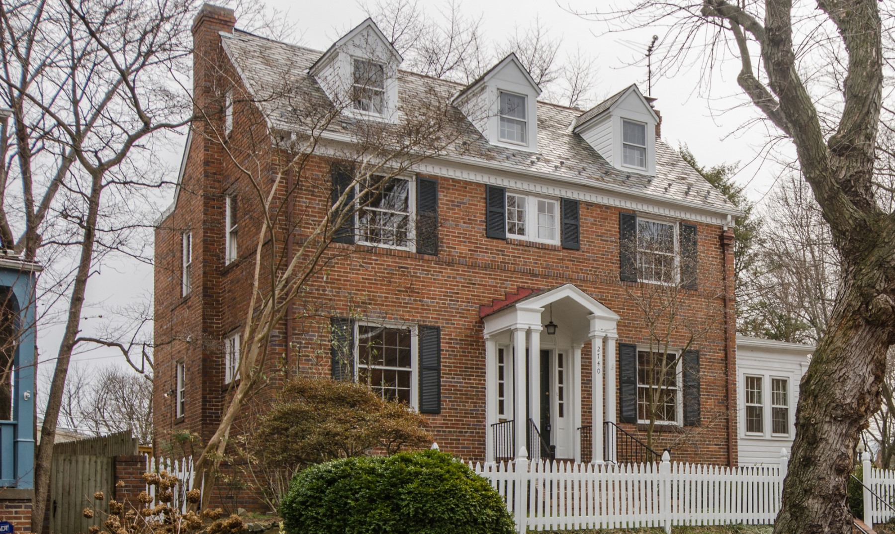 Single Family Home for Sale at 2740 Cortland Place Nw, Washington Woodley Park, Washington, District Of Columbia, 20008 United States