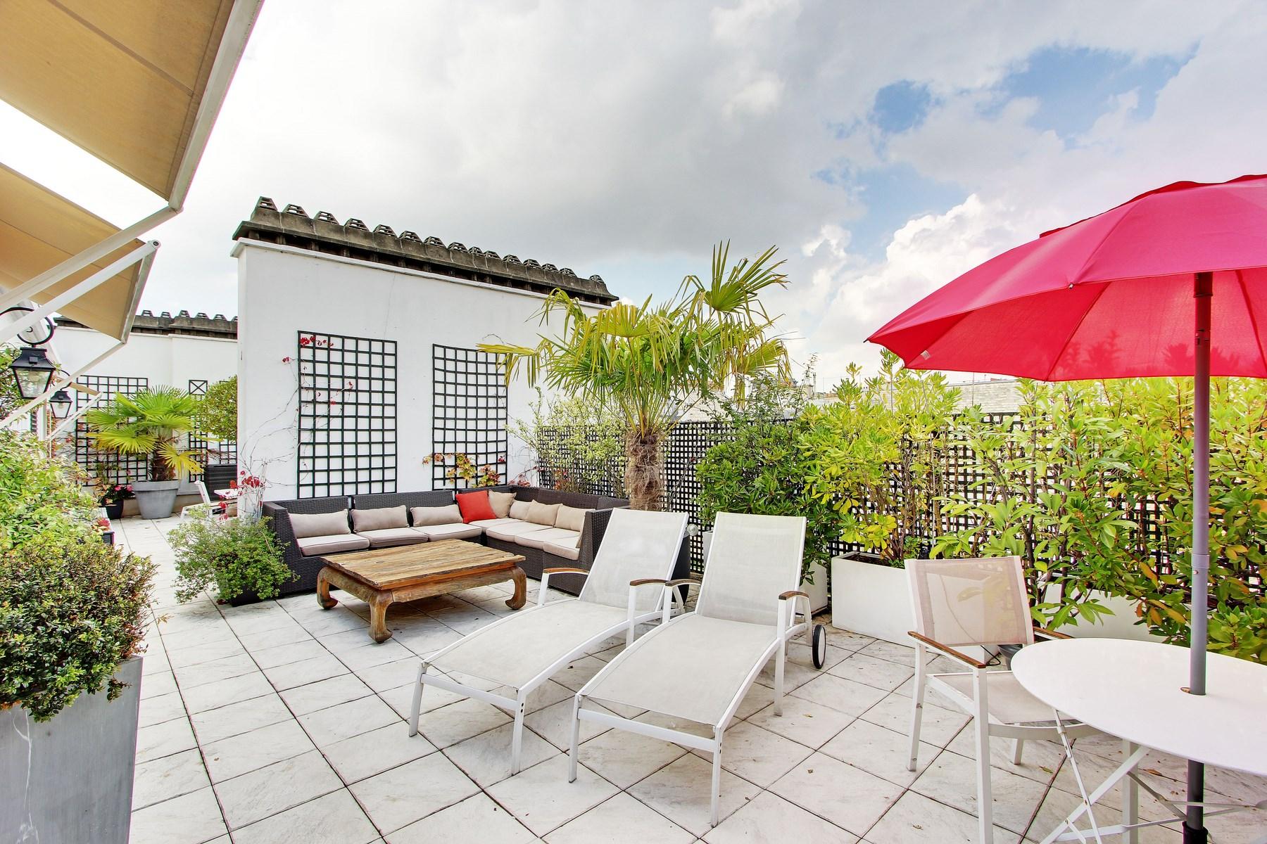 아파트 용 매매 에 Apartment - Longchamp Paris, 파리 75116 프랑스