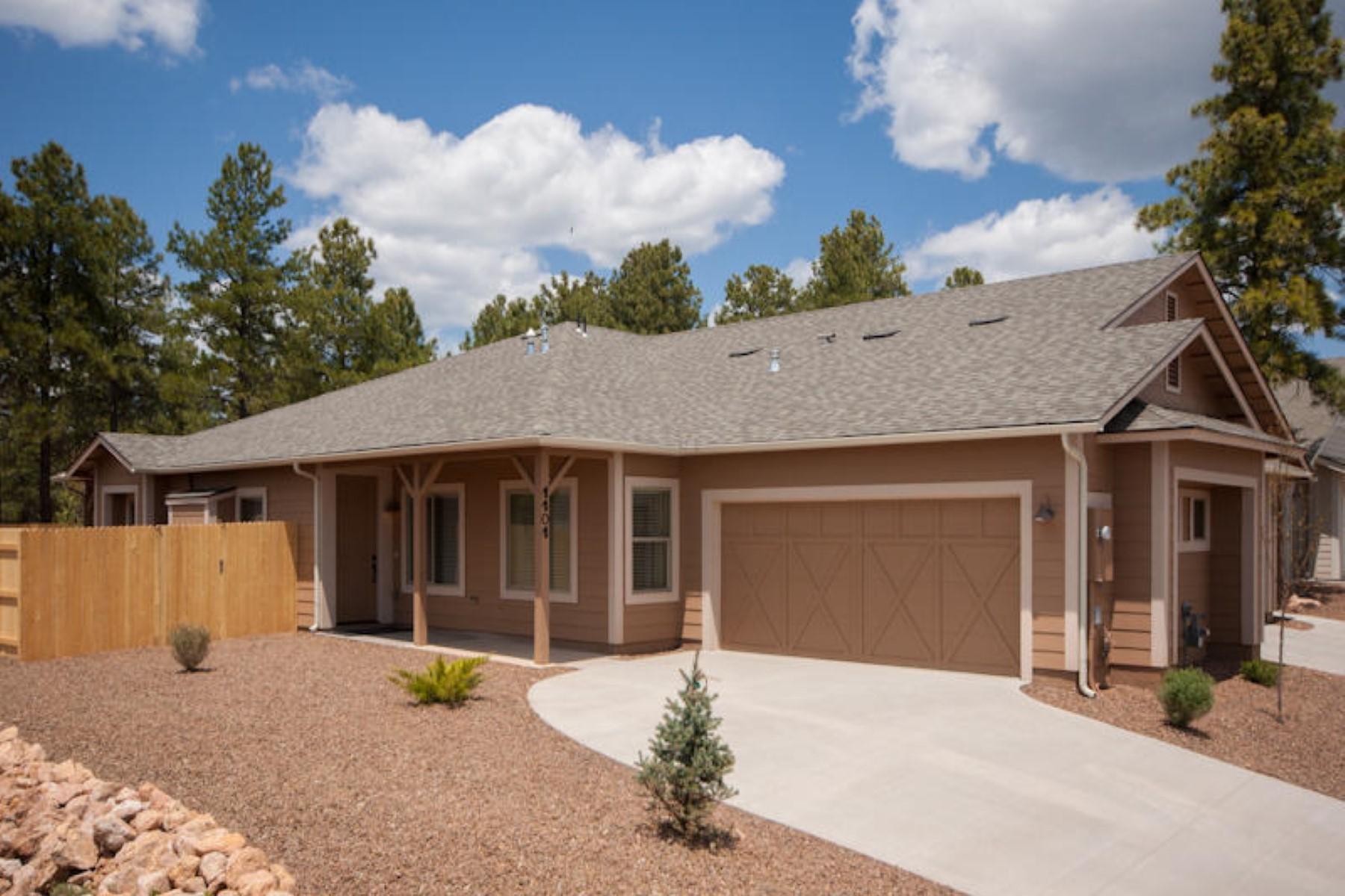 Maison unifamiliale pour l Vente à Quality Construction by Miramonte Homes 1124 N Waterside DR Lot 17 Flagstaff, Arizona 86004 États-Unis