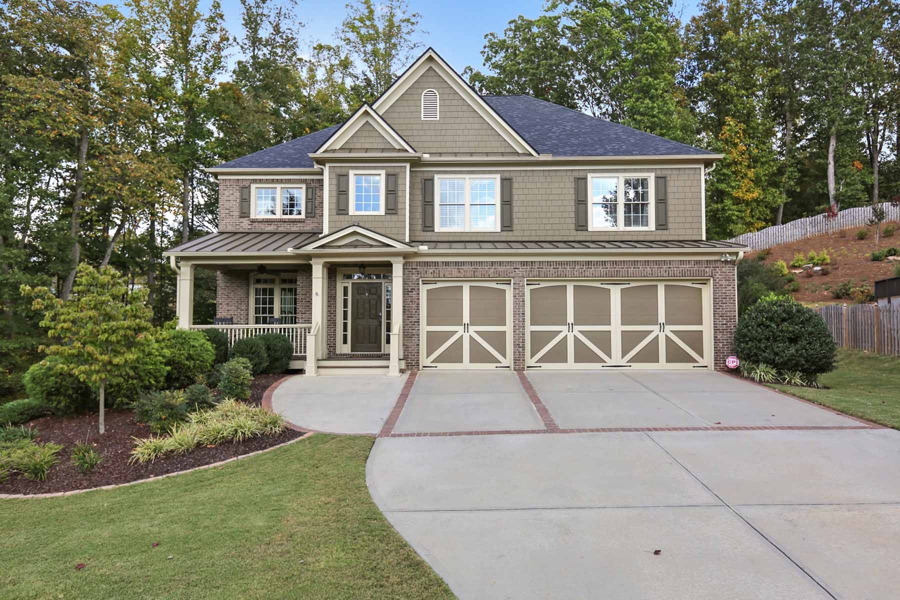Villa per Vendita alle ore Provence in South Forsyth 2710 Monet Drive Cumming, Georgia, 30041 Stati Uniti