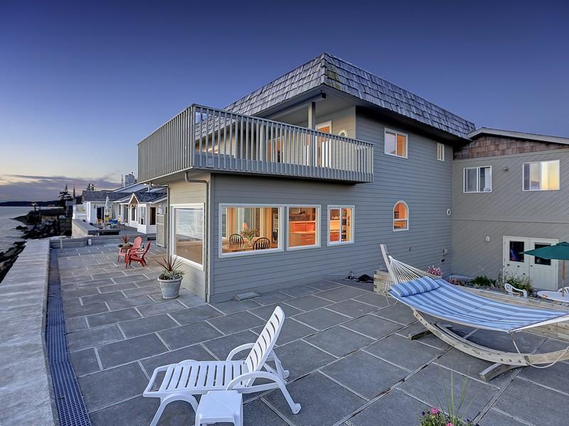 Casa para uma família para Venda às A Seafarer's Life at Sandy Point 4139 Sucia Dr Ferndale, Washington, 98248 Estados Unidos