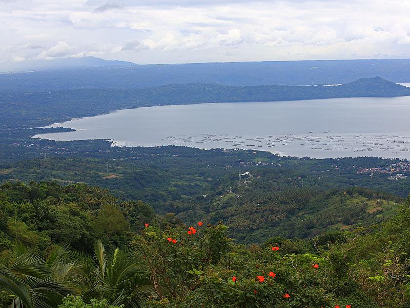 Tagaytay-Calamba Road