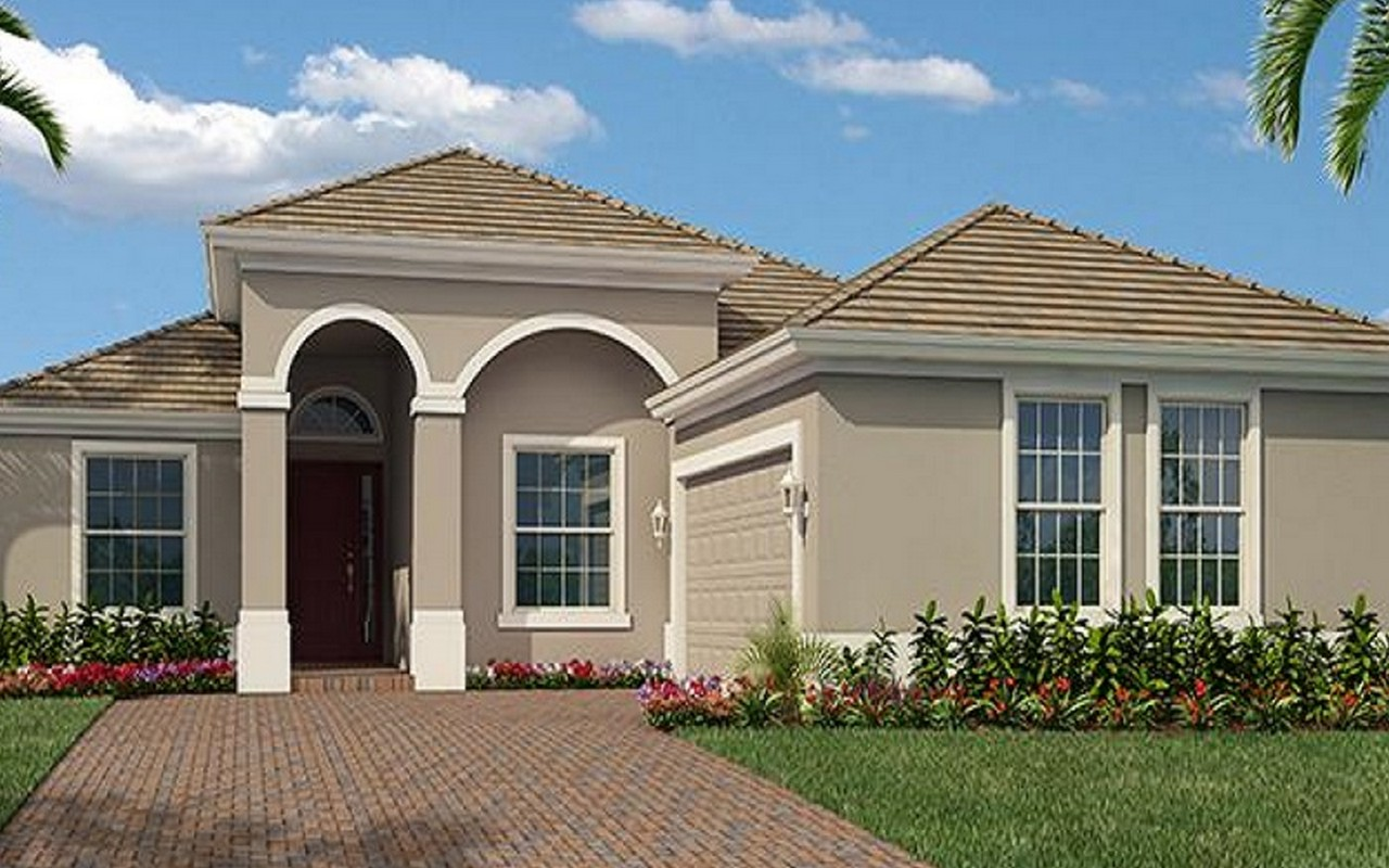 Vivienda unifamiliar por un Venta en Natural Gas Available 2726 Oak Alley Fort Pierce, Florida, 34981 Estados Unidos