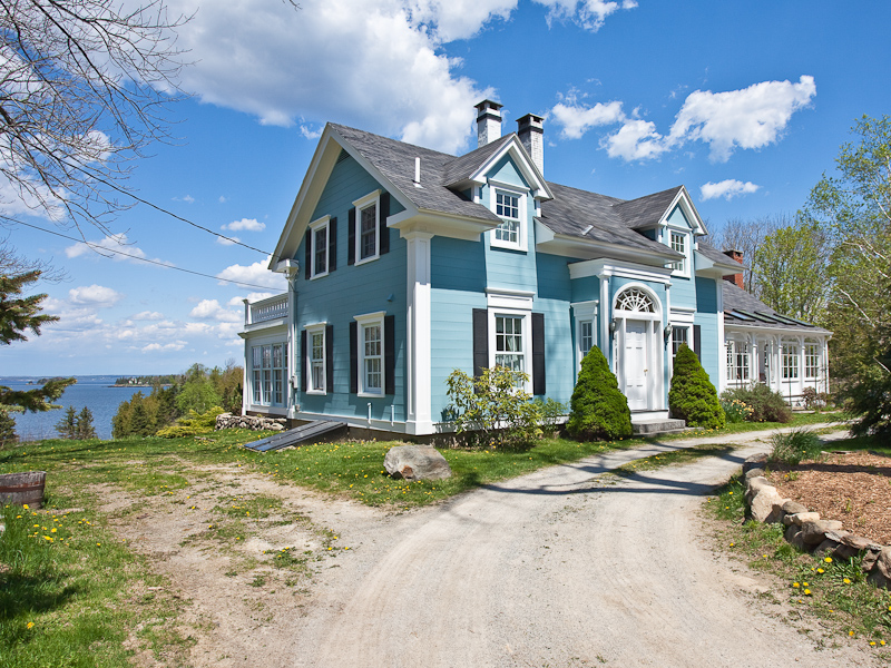 Single Family Home for Sale at West Bay Islesboro, Maine 04848 United States