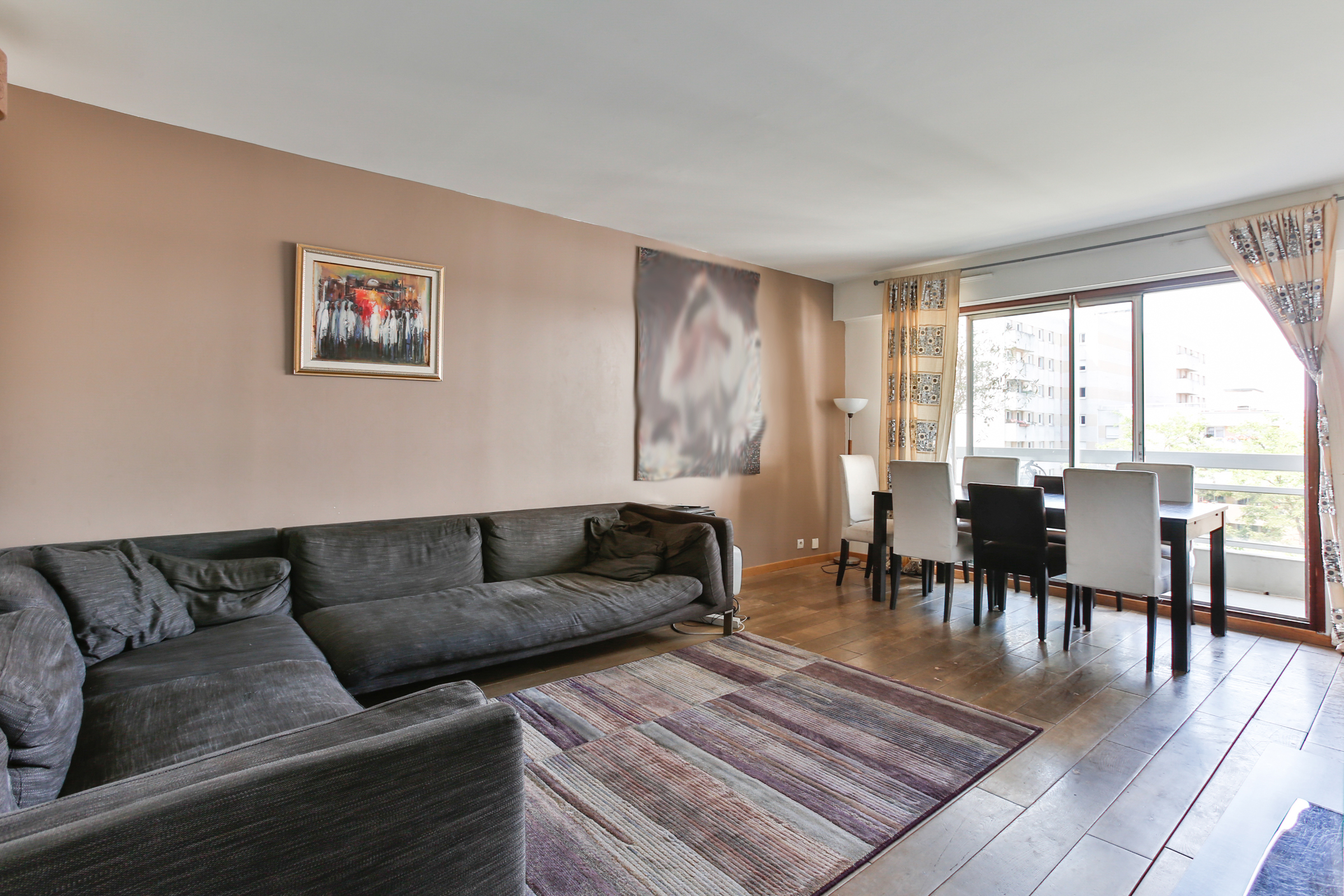 Квартира для того Продажа на Apartment - Oberkampf Paris, Париж 75011 Франция