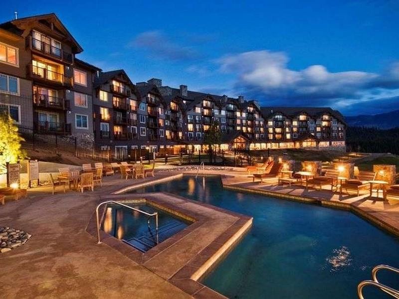 Eigentumswohnung für Verkauf beim Suncadia Resort Riverview Penthouse 3600 Suncadia Trail #5037 Cle Elum, Washington 98922 Vereinigte Staaten