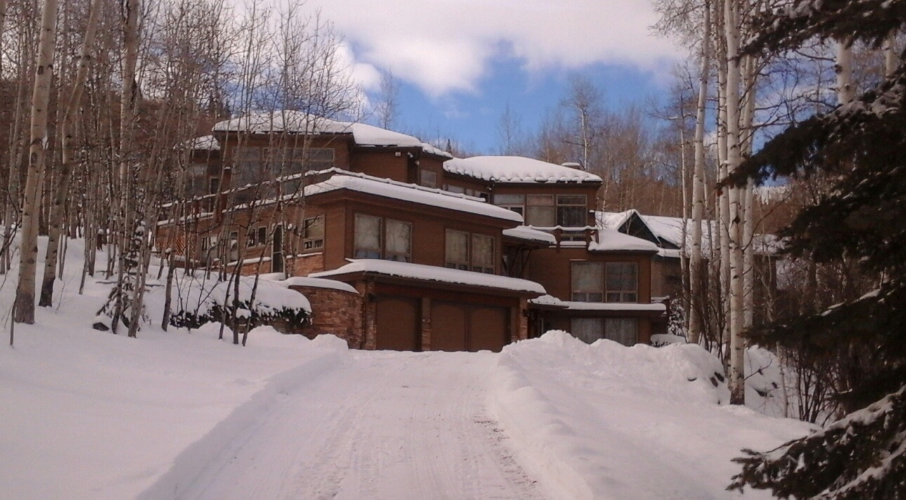 Maison unifamiliale pour l Vente à Fishman Family Trust & Sun Development Co. 948 & 974 Fox Run Drive Snowmass Village, Colorado, 81615 États-Unis