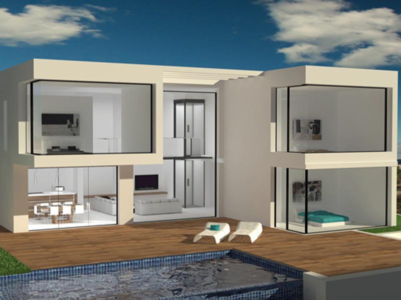 단독 가정 주택 용 매매 에 New Project - Luxury Design Villa with stunning sea views Benissa Costa Moraira, Alicante Costa Blanca 03724 스페인
