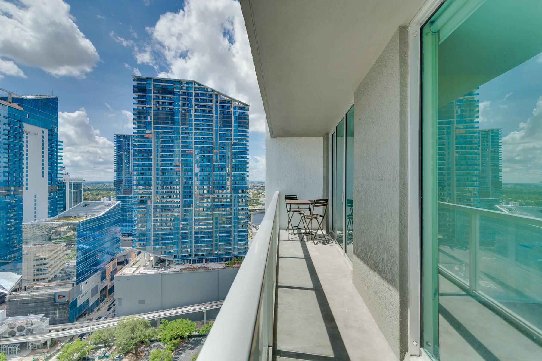Eigentumswohnung für Verkauf beim 500 BRICKELL AV # 3706 500 BRICKELL AV # 3106 Miami, Florida 33133 Vereinigte Staaten