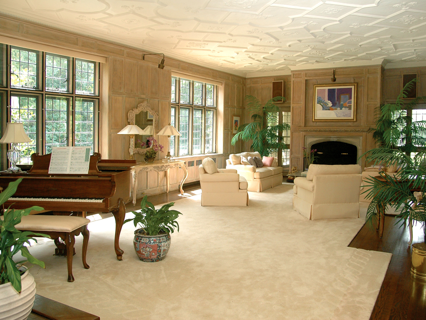 Additional photo for property listing at Normandy-inspired Manor in Princeton 114 Elm Road Princeton, New Jersey 08540 United States