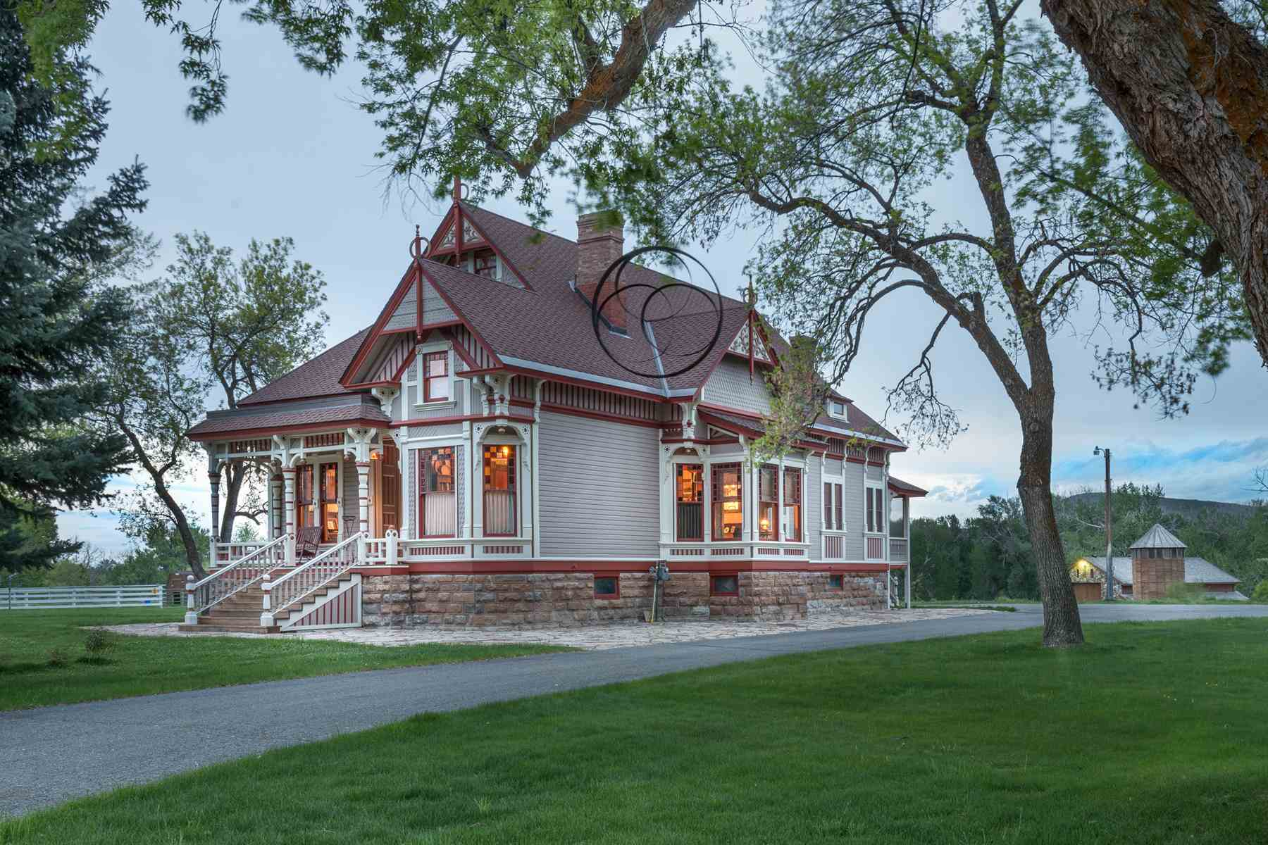Farm / Ranch / Plantation for Sale at Henry Miller Mansion 11038 State Hwy 75 Bellevue, Idaho, 83313 United States