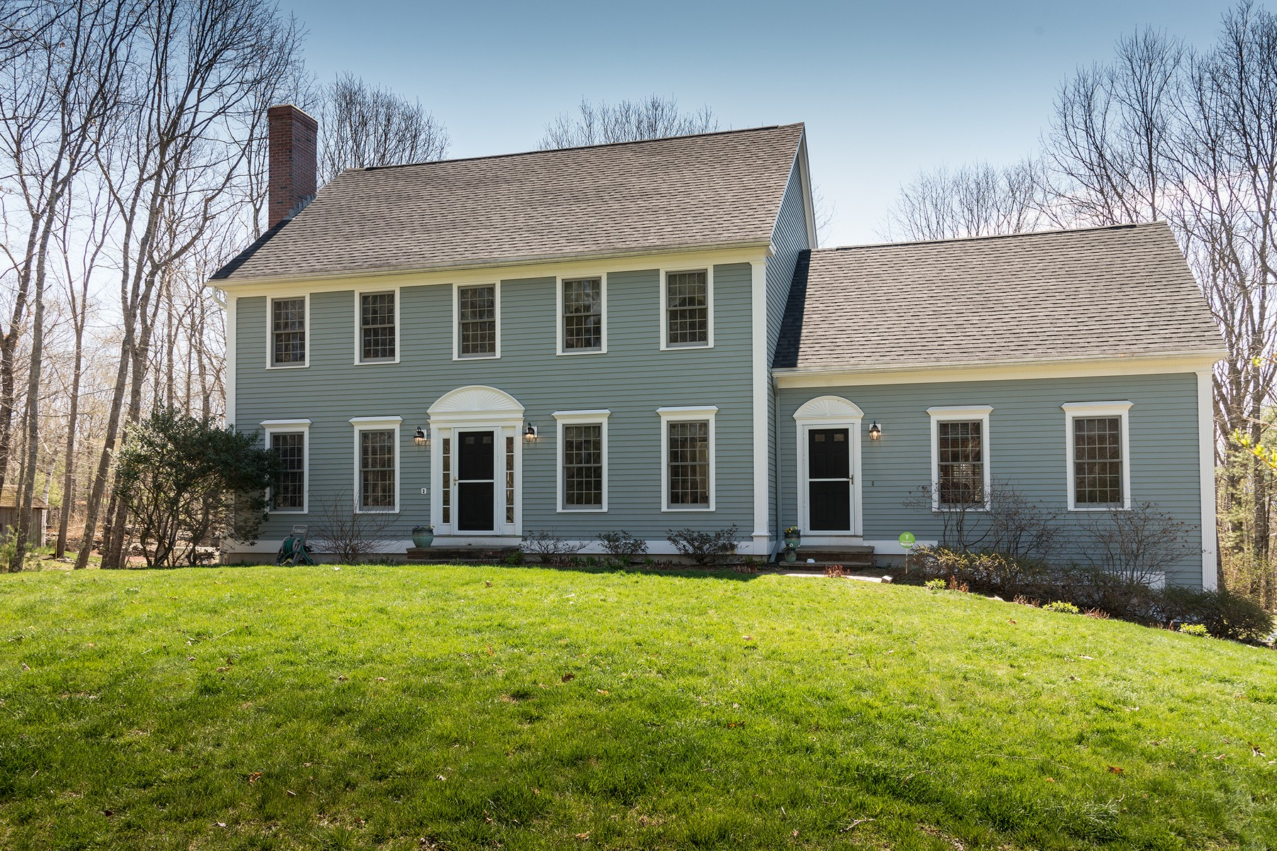 Single Family Home for Sale at Colonial Home in York 13 Peyneton Hill Road York, Maine, 03909 United States
