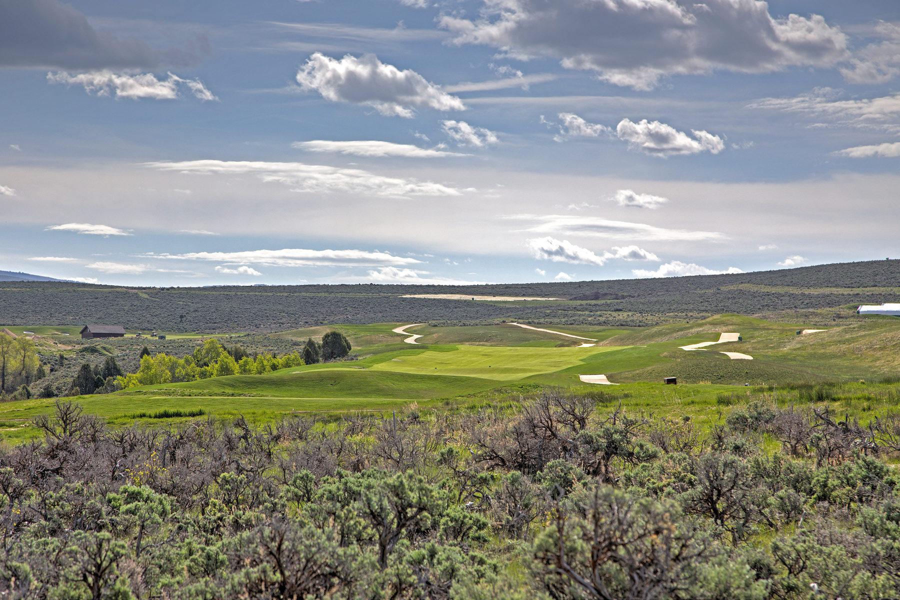 Terreno per Vendita alle ore 1.79 Acre Home-Site in Victory Ranch 6420 E Mayfly Ct Lot 64 Heber City, Utah 84032 Stati Uniti