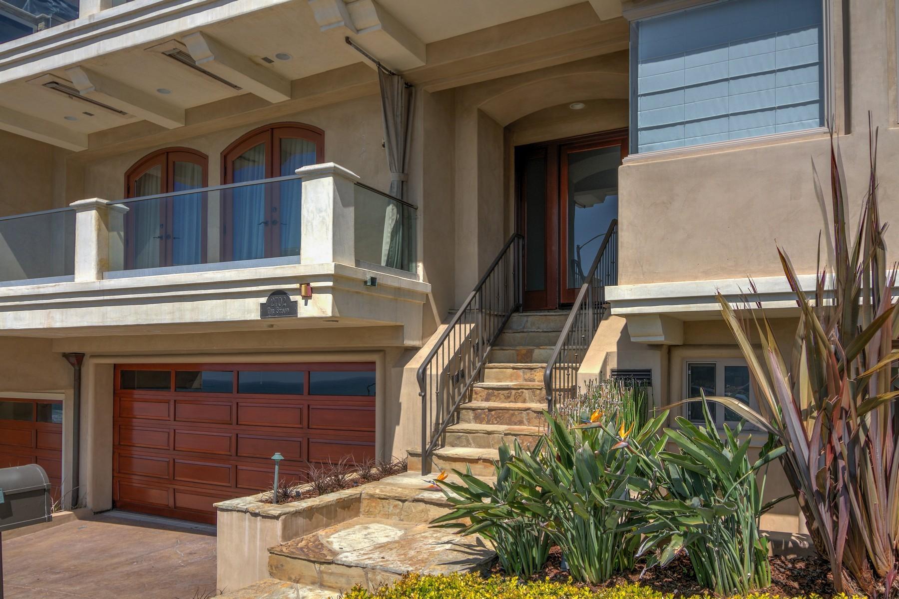 Condominium for Sale at 2702 The Strand Manhattan Beach, California, 90266 United States