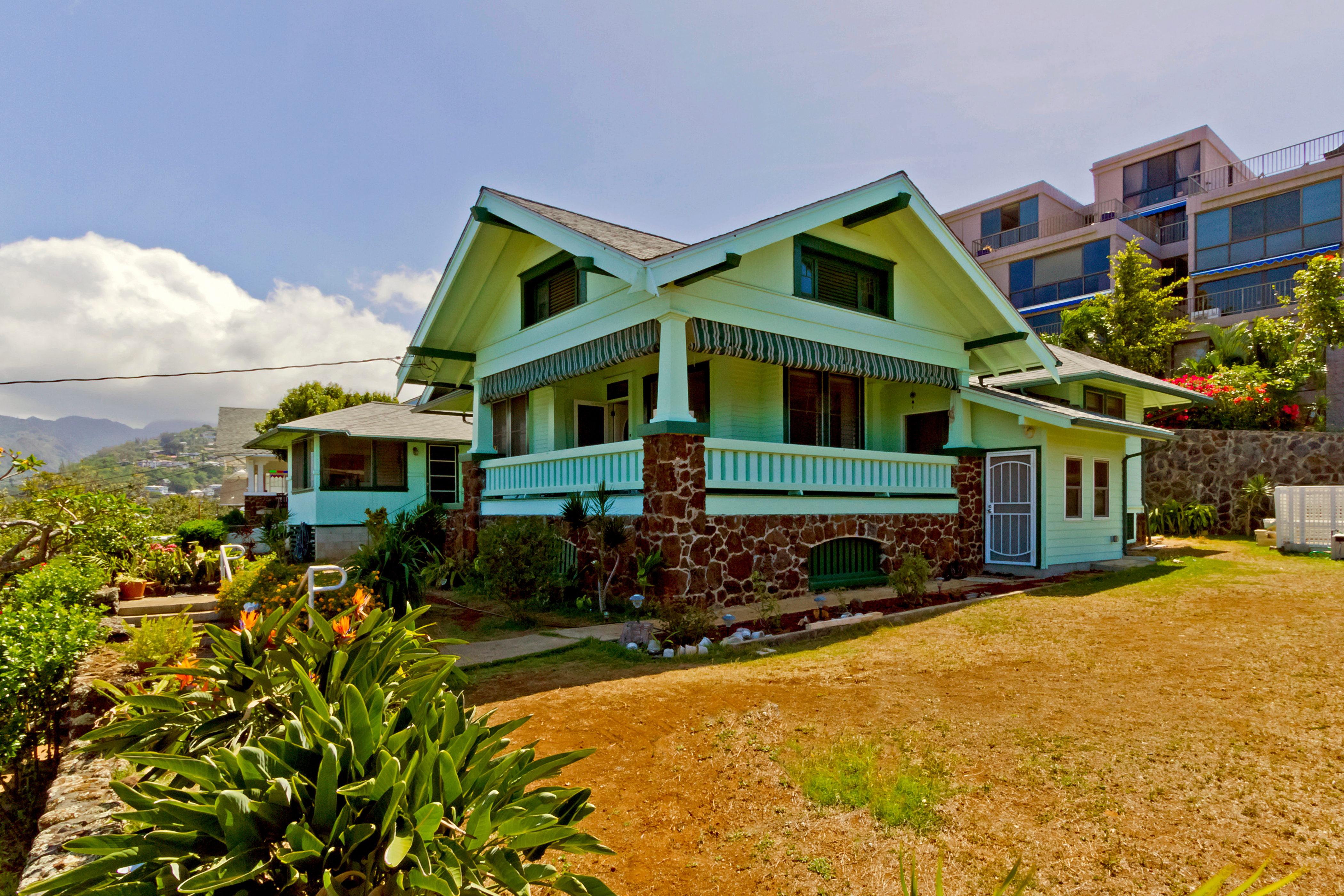 Moradia para Venda às Home Sweet Home 1671 Kamamalu Avenue Honolulu, Havaí 96813 Estados Unidos