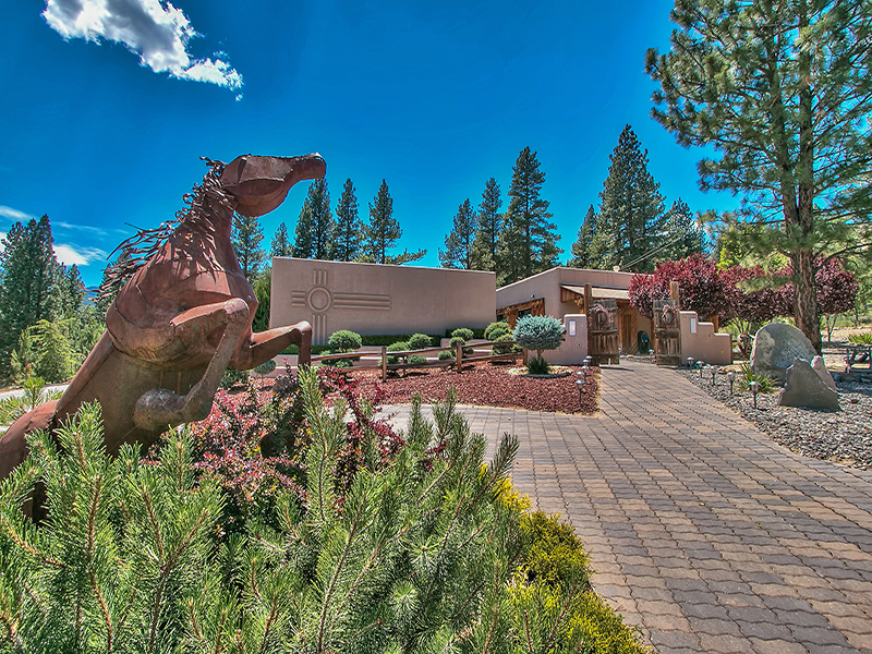 Single Family Home for Active at 815 Pine Cone Drive Floriston, California 96111 United States