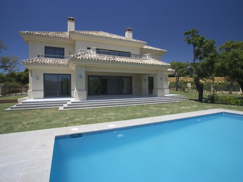sales property at Superb villa in Sotogrande