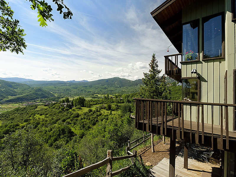 Single Family Home for Sale at The Best Views in Snowmass 686 Oak Ridge Road Snowmass Village, Colorado 81615 United States