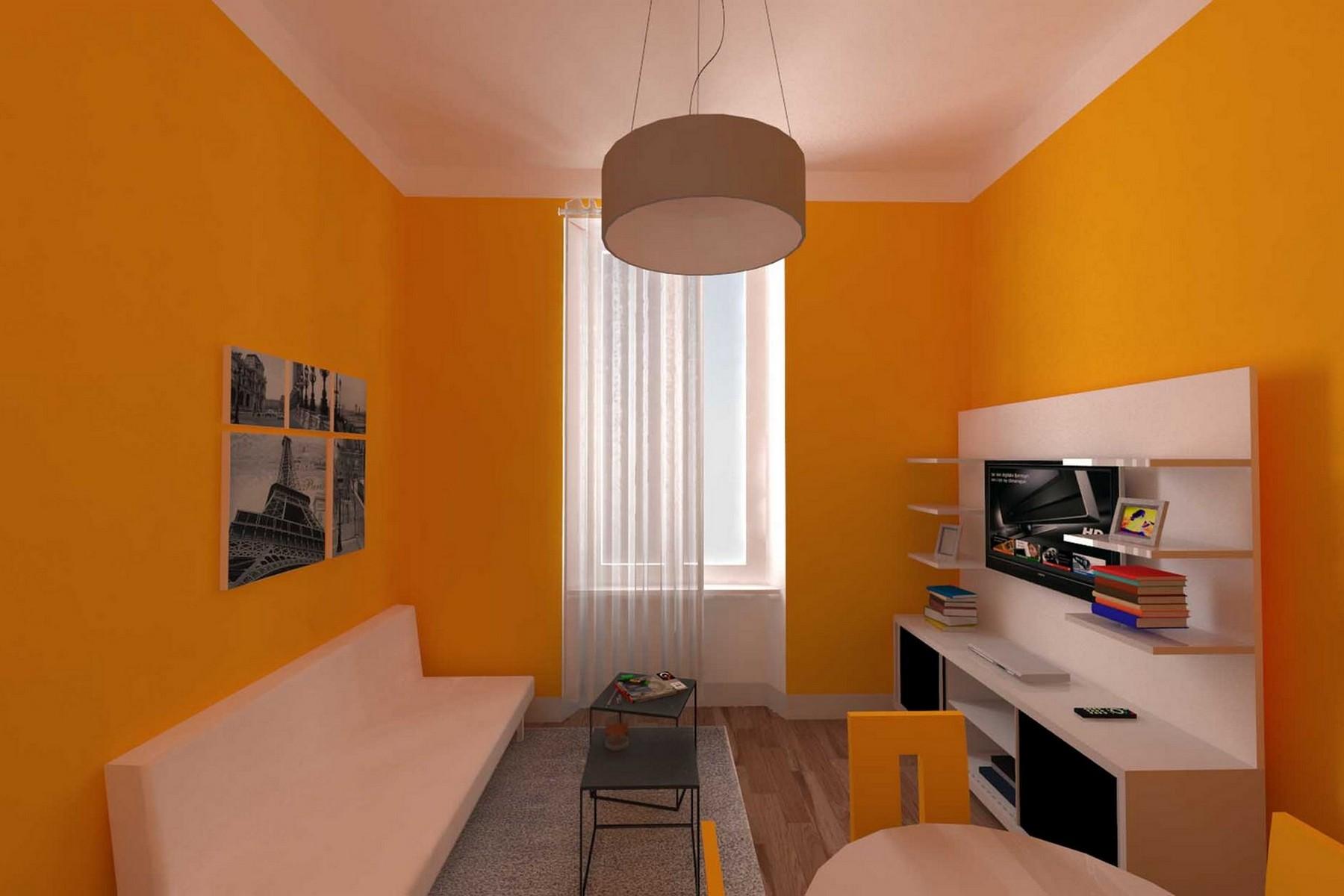 Single Family Home for Sale at elegant apartment in historic building Corso Peschiera Torino, Turin 10138 Italy